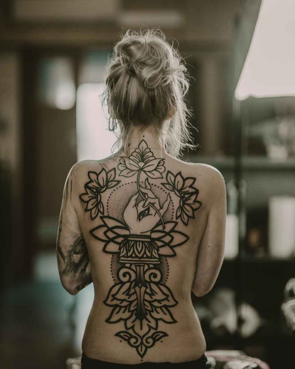 Татуировка Мудра фото_2