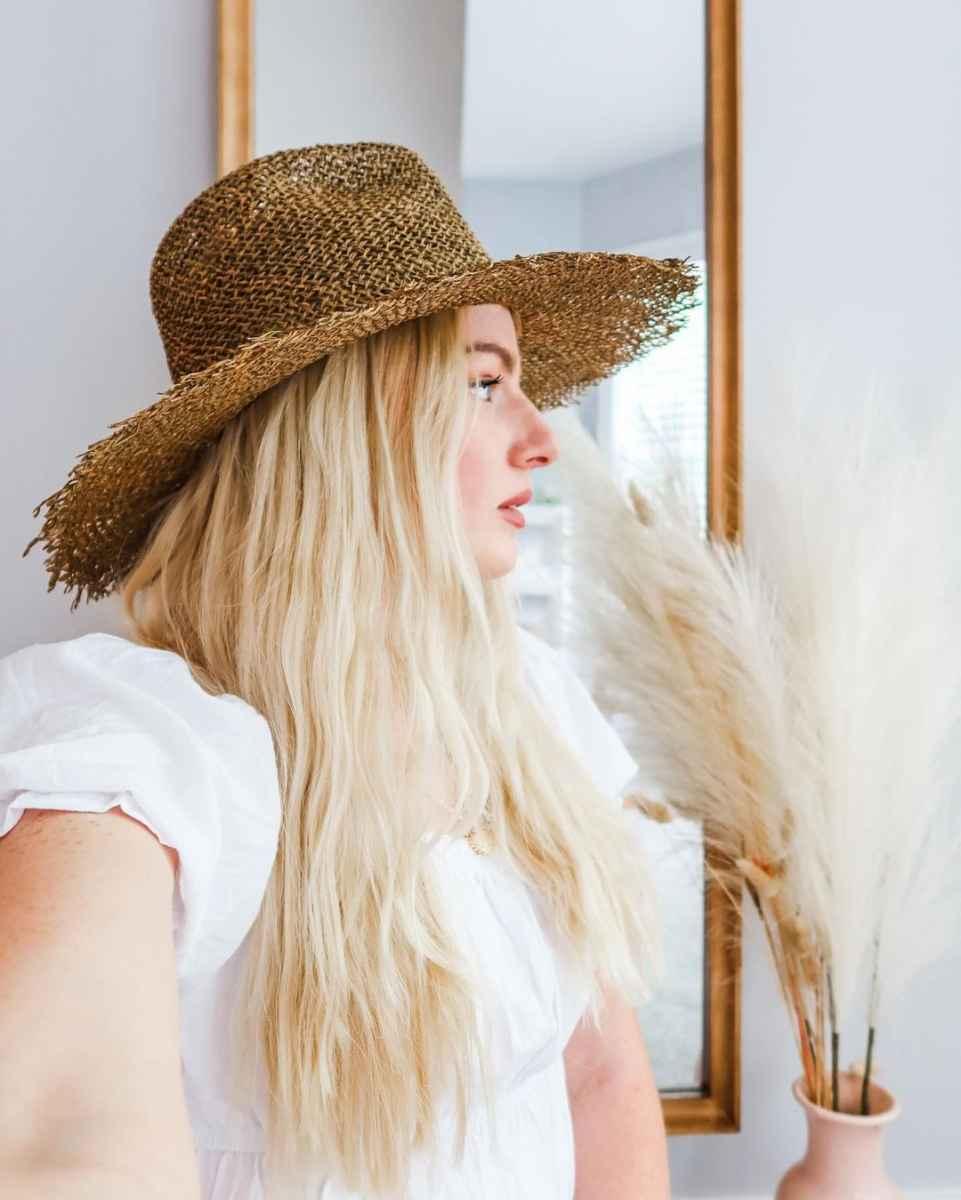 Модные шляпы лето-осень 2021 фото_11