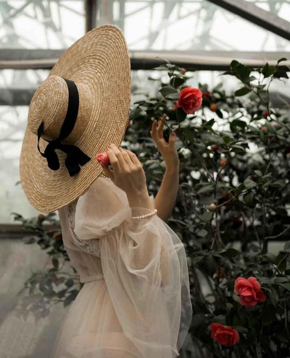 Модные шляпы лето-осень 2021 фото_10