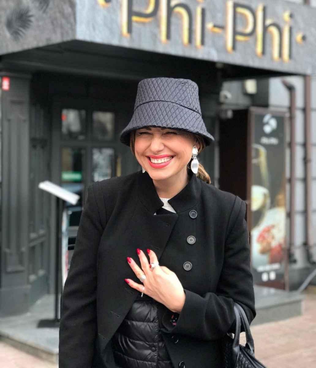 Модные шляпы лето-осень 2021 фото_25