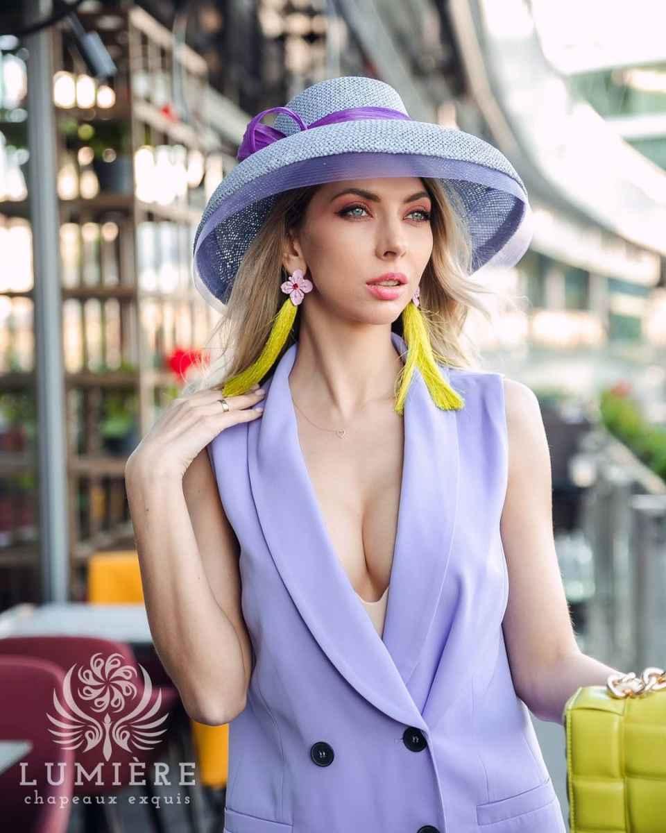Модные шляпы лето-осень 2021 фото_34