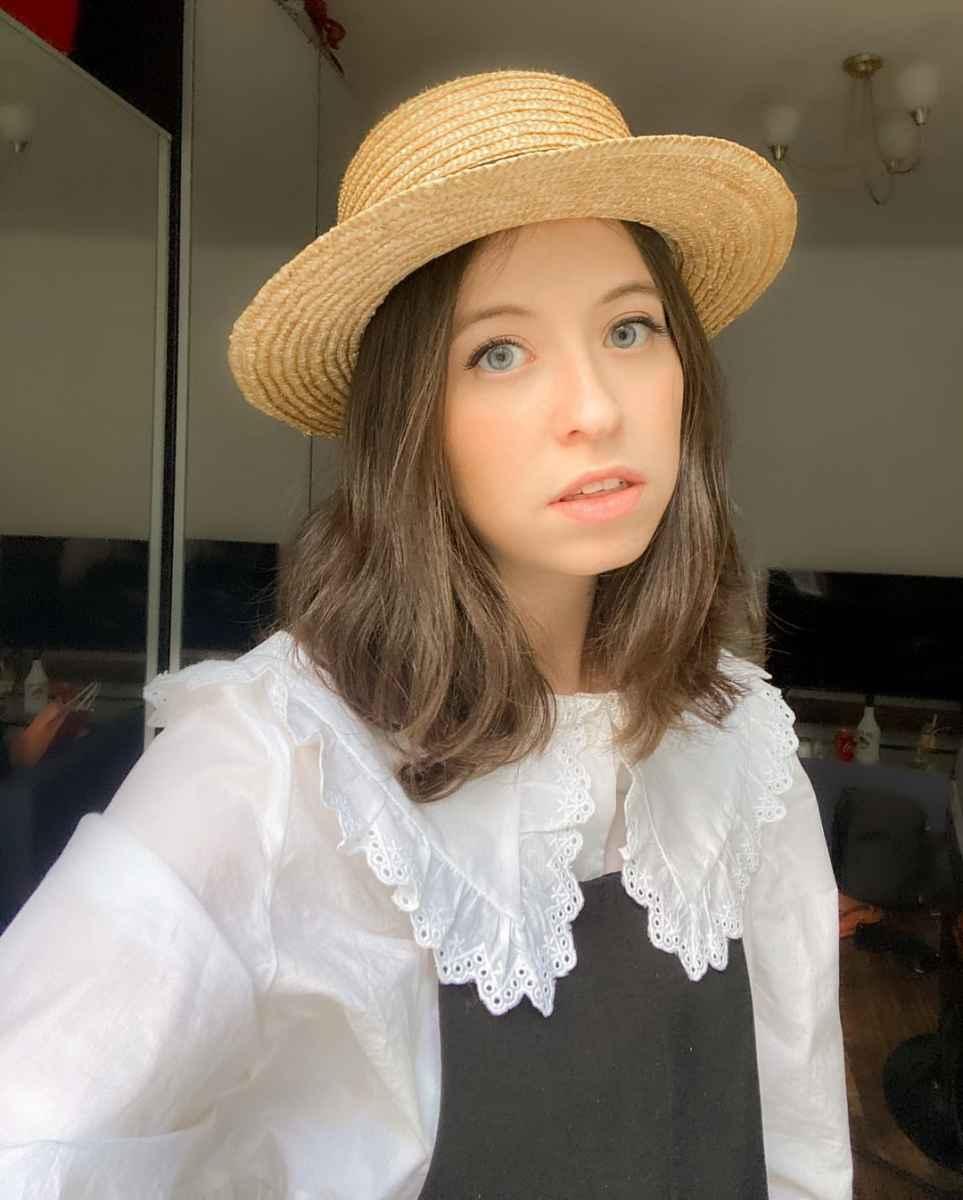 Модные шляпы лето-осень 2021 фото_17