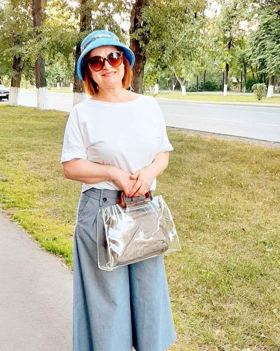 Модные шляпы лето-осень 2021 фото_26