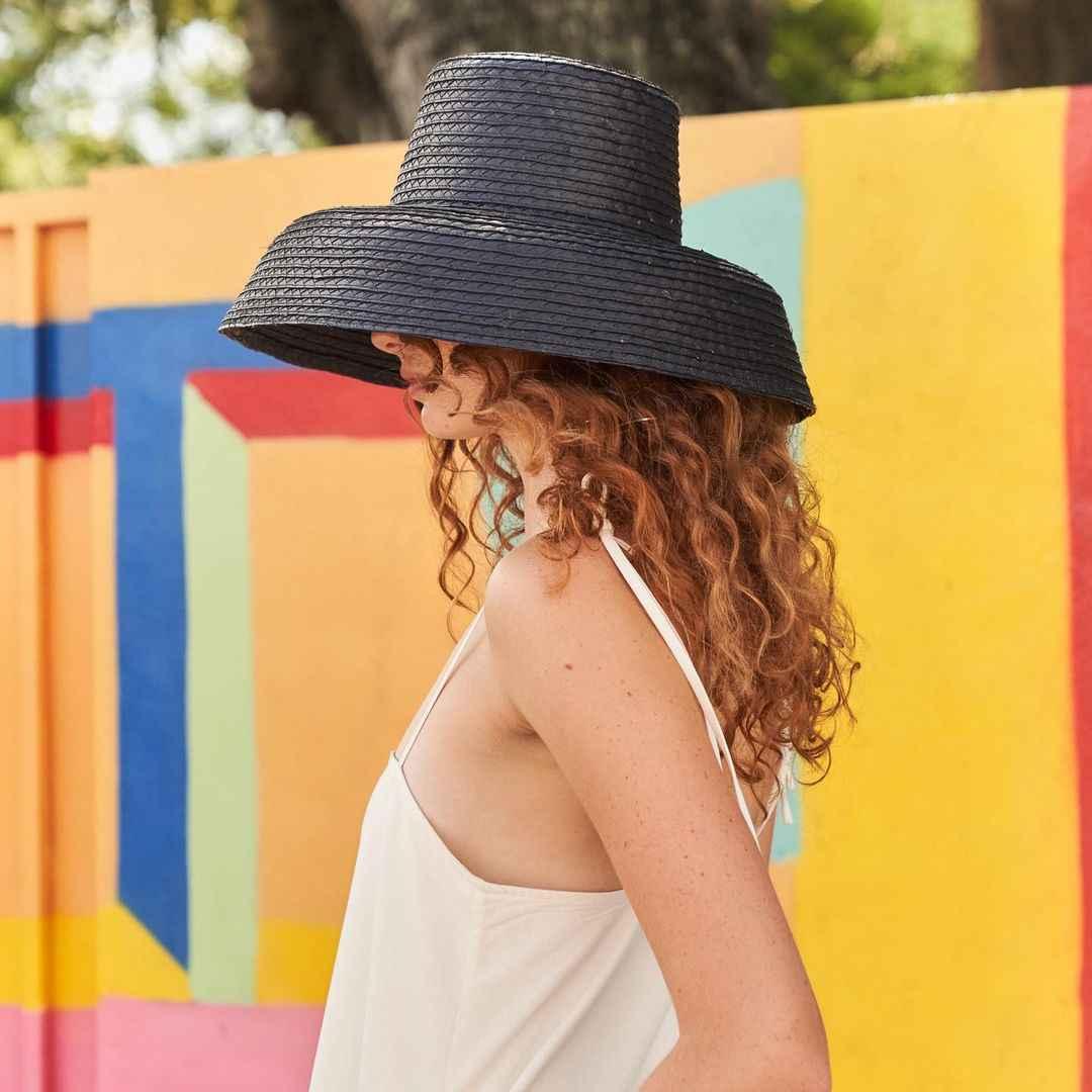 Модные шляпы лето-осень 2021 фото_18