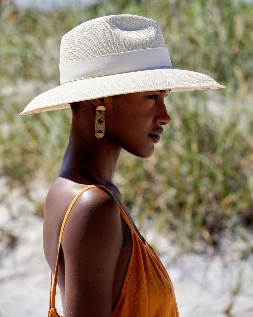 Модные шляпы лето-осень 2021 фото_12
