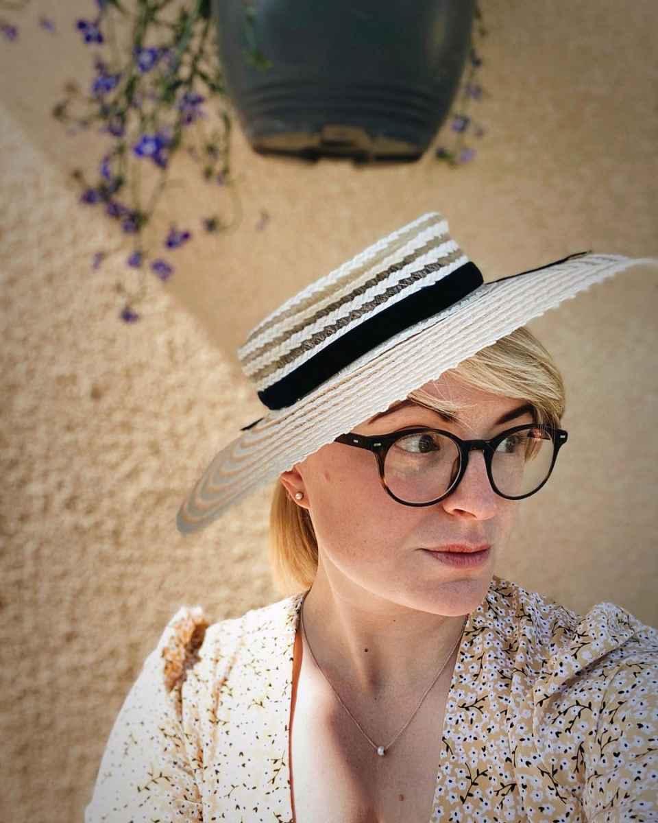 Модные шляпы лето-осень 2021 фото_15