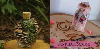 Как сделать ведьмину бутылку своими руками